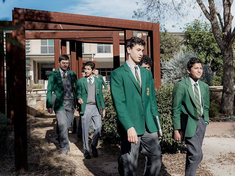 Catholic college in Sydney area | Parramatta Marist Westmead