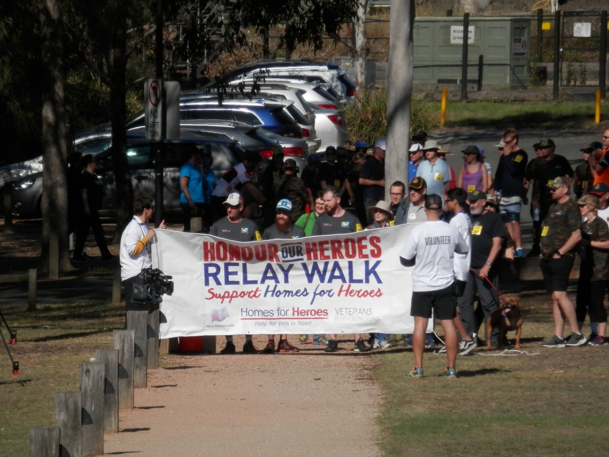 2018 Homes for Heros Relay 10