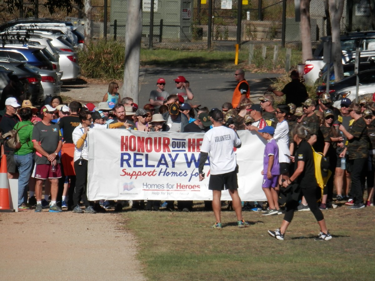 2018 Homes for Heros Relay 11