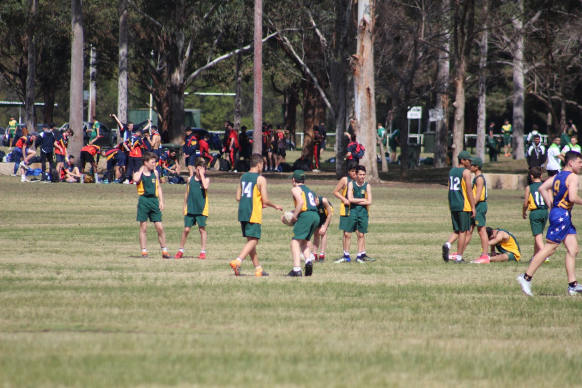 2018 Year 7 Touch 29
